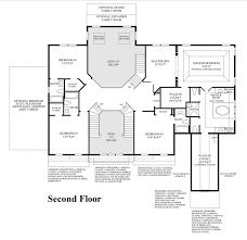 2nd Floor Addition Plans Alexandria Estates The Hampton Home Design