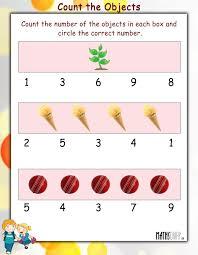 mental maths u2013 lkg math worksheets page 3