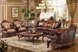 Traditional Living Room Sets 7pc Normandy Antique Cherry Traditional Living Room Set Ebay