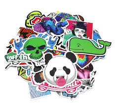 amazon com nuoxinus car stickers 100pcs laptop stickers