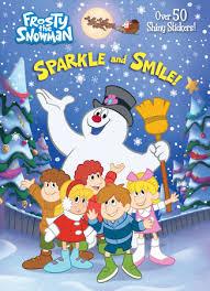 sparkle smile frosty snowman mary man kong