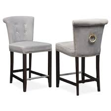 White Leather Bar Stool Counter U0026 Bar Stools Value City Furniture And Mattresses