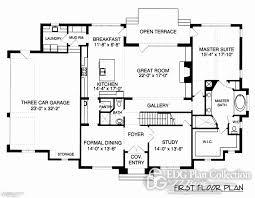 best floor plans colonial floor plans best of 100 florida house floor plans free