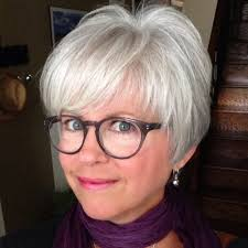 fine gray hair wide forehead 90 classy and simple short hairstyles for women over 50