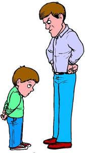 journalist steve levine authoritative parenting authoritarian parents angry father scolding boy jpg 250 448