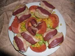 cuisine landaise salade landaise complete équilibrée une souris dans ma cuisine