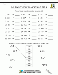 decimal 10 100 or 1000 horizontal 45 per page a multiplying and