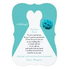 bridesmaid card wording will you be my bridesmaid cards