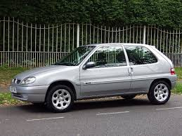 citroen electric 2001 citroen saxo 1 1 desire silver alloy wheels electric