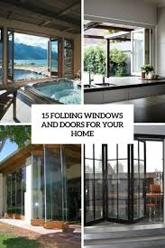 Home Design Windows And Doors 15 Folding Windows And Doors For Your Home Shelterness