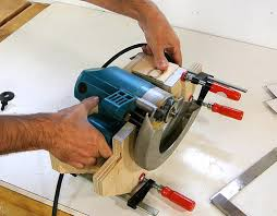 convert circular saw to table saw homemade table saw from circular saw