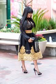 black and gold the color combo de jour fashionably idu