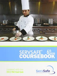 servsafe coursebook 6th edition national restaurant association