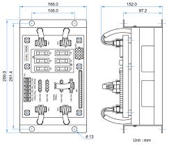 ats transformer module 100 to 520 vac