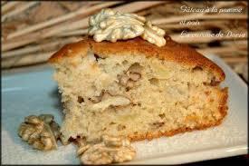 la cuisine de dorian apple and walnut cake gâteau à la pomme et noix la cuisine de