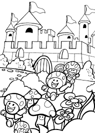 printable 17 mario toad coloring pages 5317 mario character