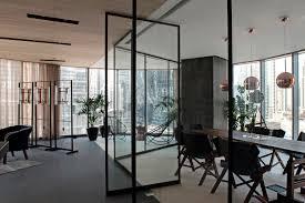 Room Dividers Dubai Koa Canvas Sales Office T Zed Architects