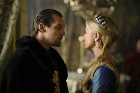 Tudor King The Tudors Queen Catherine Parr And King Henry Viii The Tudors