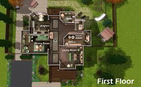 mansion floorplan 23 best simple sims 3 mansion floor plans ideas building simple