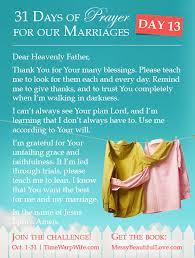 prayer of thanksgiving marriage challenge 31 days of prayer