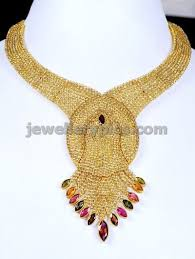 111 best necklace images on gold jewellery india