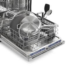 Stainless Steel Covers For Dishwashers Amazon Com Calphalon 1948238 Signature Stainless Steel Covered