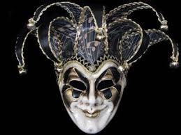jester masquerade mask 120 volto jester black gold venetian masquerade mask