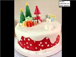 Christmas Cake Decorations Christmas Decor Cake Picture Ideas For