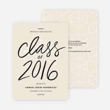 graduation name card classic insert card business