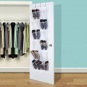 Shoe Rack For Closet Door Door Shoe Racks