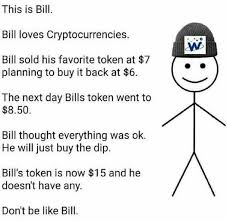 Be Like Meme - this crytocurrency meme don t be like bill d steemit