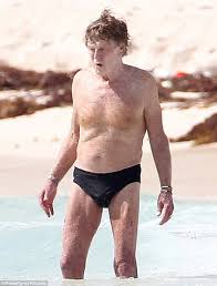 when did robert redford get red hair robert redford 80 looks in great shape as he takes a dip in