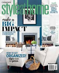 style at home magazine canada u2013 house design ideas