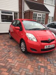 toyota yaris 1 0 vvti petrol in leicester leicestershire gumtree