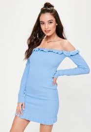 blue dress blue dress navy light royal blue dresses missguided