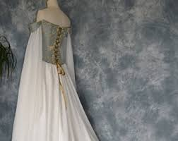 elvish style wedding dresses and period wedding dresses and costumes by frockfollies