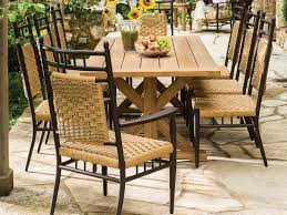 Outdoor Patio Dining Chairs Patio 34 Outdoor Patio Dining Sets 9 Piece Patio Dining Set