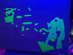 different color purples wood light u0026 color lab