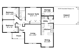 Traditional Floor Plan Traditional House Plans Mattson 30 195 Associated Designs