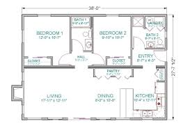 single story home floor plans descargasmundialescom basic ranch