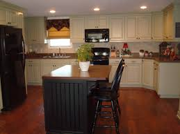 30 design custom kitchen islands with seating ideas brown polished
