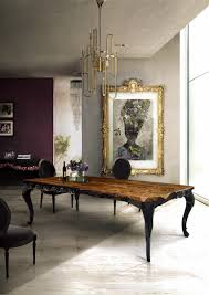 Modern Dining Rooms Sets 25 Trendiest Modern Dining Tables For Your Dining Space