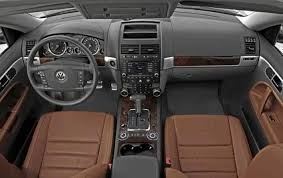 volkswagen touareg interior 2009 volkswagen touareg 2 information and photos zombiedrive