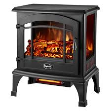 Electric Space Heater Fireplace by Dimplex Celeste Black Electric Stove Hayneedle