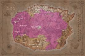 Wow Kalimdor Map Image Kalimdor Nightelvenempire Jpg Wowwiki Fandom Powered
