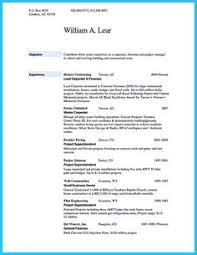 Laborer Resume Sample by There Are Two Types Of Biotech Resume One Is The Academic Resume