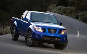 orange nissan truck 2012 nissan frontier 4x4 pro 4x verdict motor trend