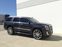 cadillac escalade with black rims lightweight wheels for cadillac giovanna luxury wheels