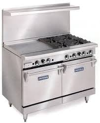 imperial convection oven pilot light range ir 8 c xb range 8 open burners convection oven 48in wide