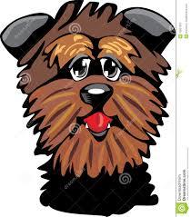 affenpinscher photos cartoon affenpinscher dog stock image image 15837961